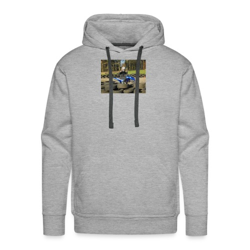 the new ashdab21 logo - Men's Premium Hoodie