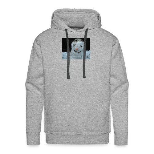Snow Man - Men's Premium Hoodie
