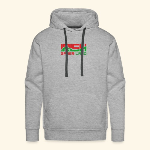 Irish Gamer Ladd - Men's Premium Hoodie