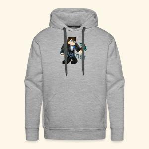 Naam+mc - Mannen Premium hoodie