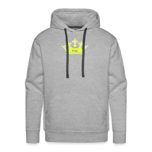 Team King Crown - Men's Premium Hoodie
