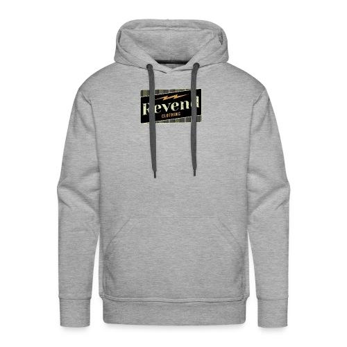 Logo Revend - Männer Premium Hoodie