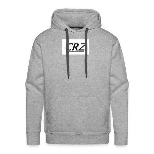 crzshirtlogo - Men's Premium Hoodie