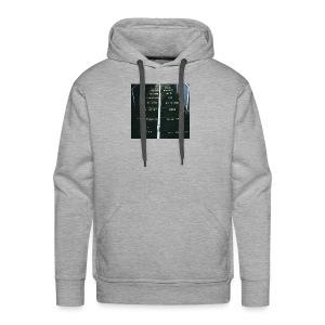 lawsoftechno - Mannen Premium hoodie