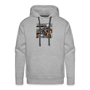 Milo j limited edition t-shirt - Men's Premium Hoodie
