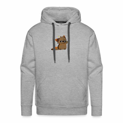 Daber en toute sérénitée - Sweat-shirt à capuche Premium pour hommes