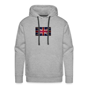 England is my city t shirt - Mannen Premium hoodie