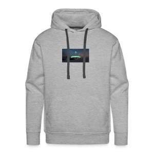 Speak Brand Logo - Men's Premium Hoodie