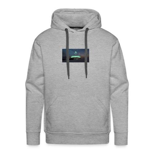 Speak Brand Logo - Men's Premium Hoodie