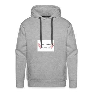 jaimy mooie trans - Mannen Premium hoodie