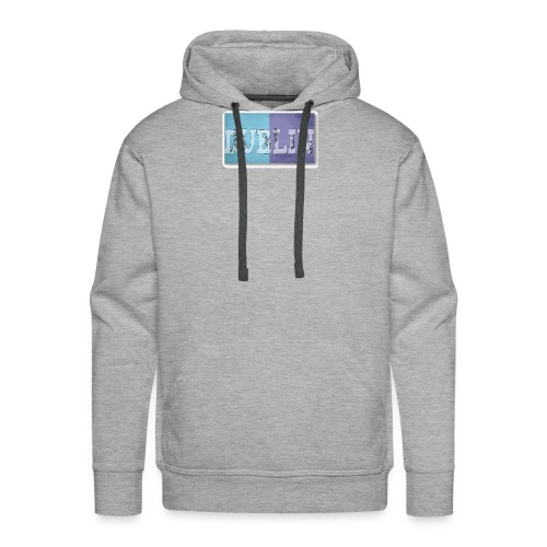 Dublin Distressed Flag T-Shirt - Men's Premium Hoodie