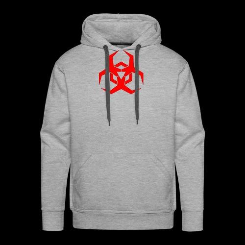 Radioaktive - Herre Premium hættetrøje
