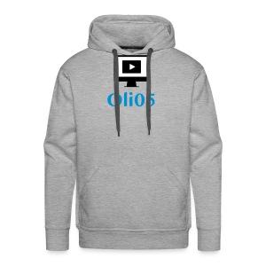 Oli05 - Premium hettegenser for menn