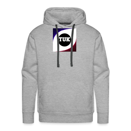 new stream and youtube logo - Men's Premium Hoodie