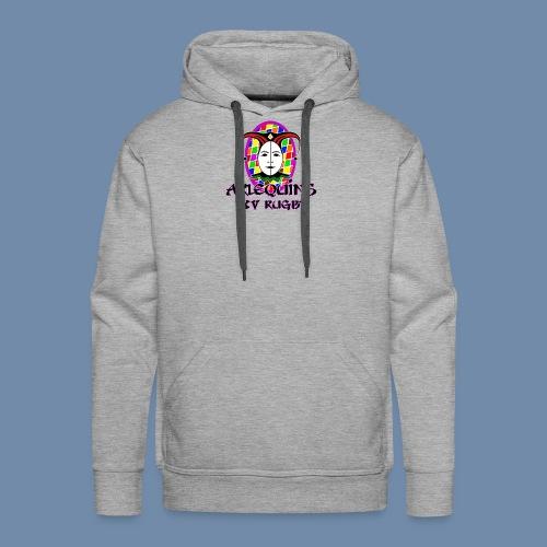 Arlequins Beauvais - Sweat-shirt à capuche Premium pour hommes