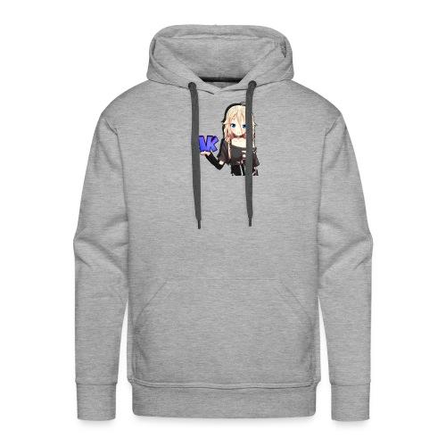 MellowKimiko Logo - Sweat-shirt à capuche Premium pour hommes