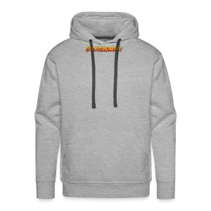 womens jacket grey - Men's Premium Hoodie