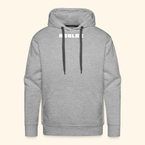 Roblox - Men's Premium Hoodie