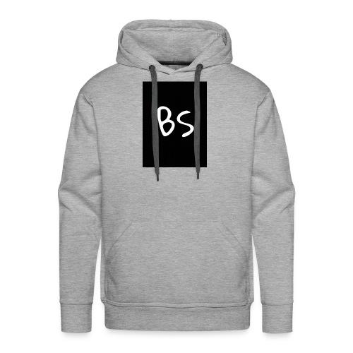 BS - Männer Premium Hoodie
