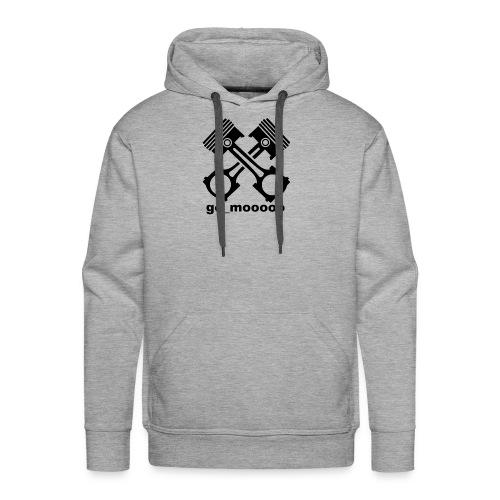 ge_mooooo logo - Männer Premium Hoodie
