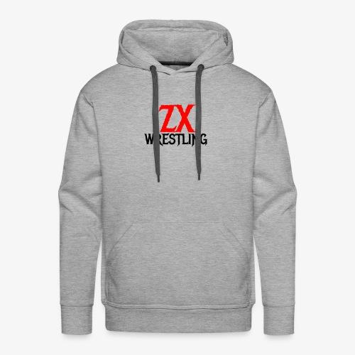 ZX WRESTLING - Men's Premium Hoodie