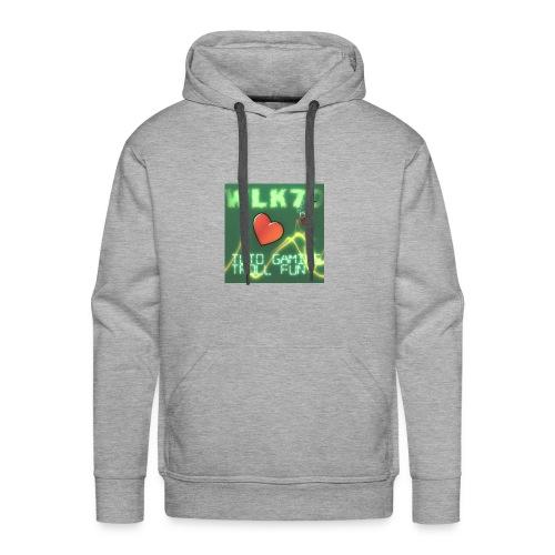 WLK70 T-shirt Spetial - Sweat-shirt à capuche Premium pour hommes
