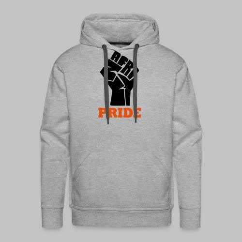 nafri fist - pride - Männer Premium Hoodie