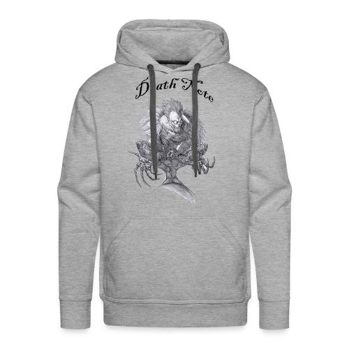 death note t-shirt - Sweat-shirt à capuche Premium pour hommes