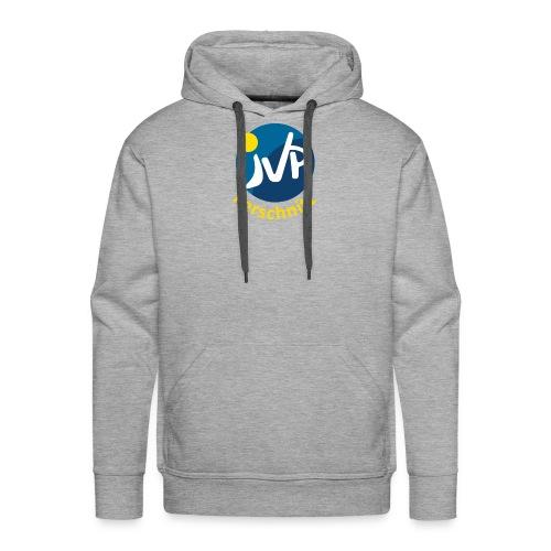 JVP Logo 1 Rund - Männer Premium Hoodie