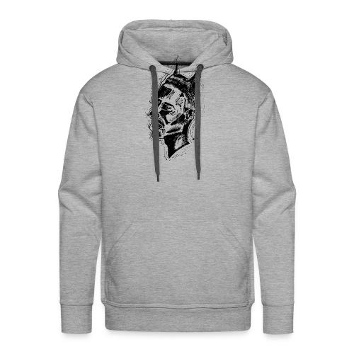Le Diable - Sweat-shirt à capuche Premium pour hommes