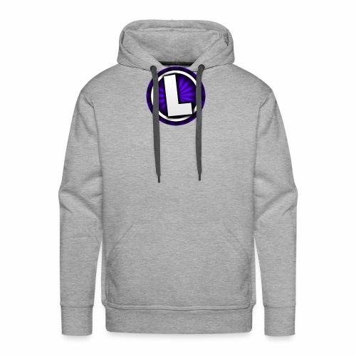 Lynx's Logo Design - Men's Premium Hoodie