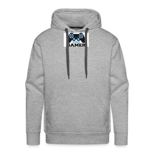 Pro-Gamer-Post-w644h362 - Men's Premium Hoodie