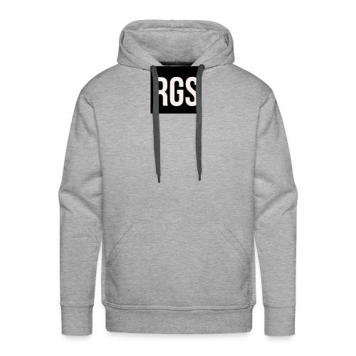 RGS_Profile_Logo - Men's Premium Hoodie