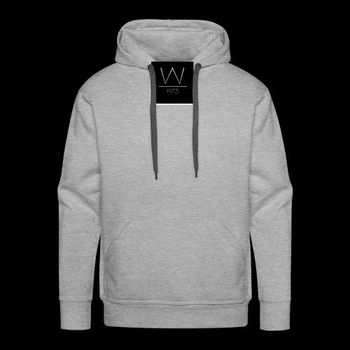 WOLDER - Herre Premium hættetrøje