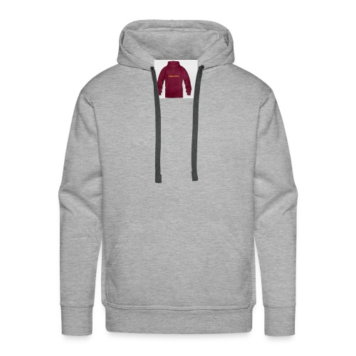 Queeni hoodie - Herre Premium hættetrøje