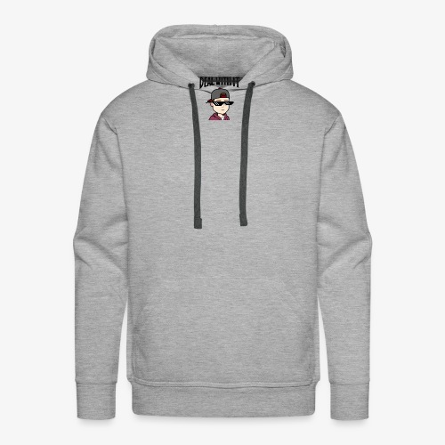 deal with it - Männer Premium Hoodie