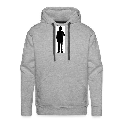 MEN IN BLACK - Männer Premium Hoodie