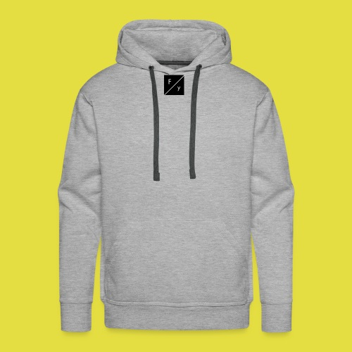 FakeYeezyHD Merch Kollektion 2.0 - Männer Premium Hoodie
