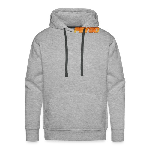 Feygo - Herre Premium hættetrøje