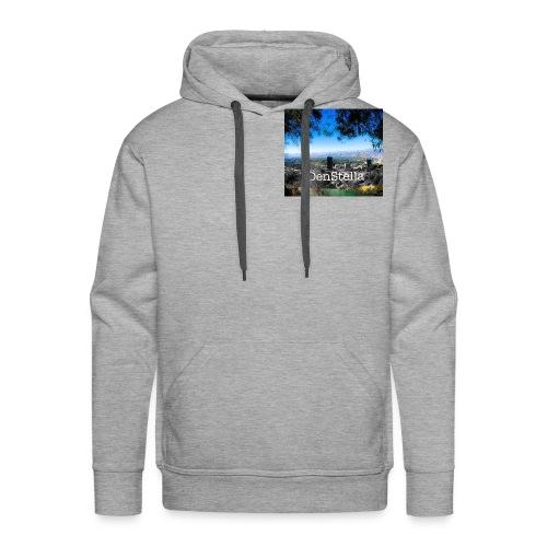 Denstella - Herre Premium hættetrøje
