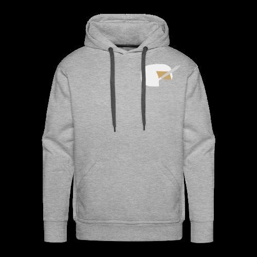 Camembeuz - Sweat-shirt à capuche Premium pour hommes