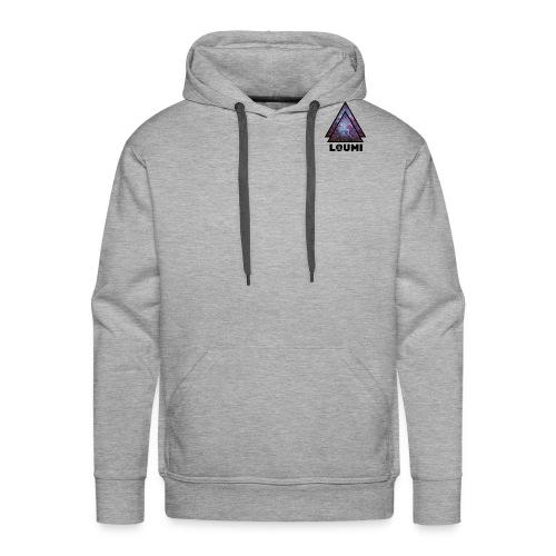 galaxy LOUMI series - Mannen Premium hoodie