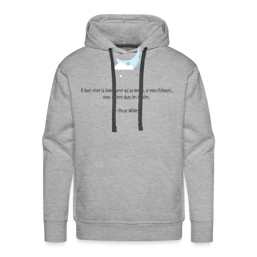 the moom - Men's Premium Hoodie