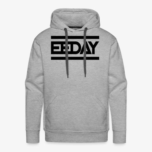 Exercise Everyday logo black - Mannen Premium hoodie