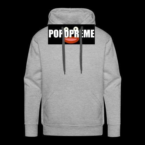 Popo Merch #2 POPOPREME LIMITED EDITION - Premiumluvtröja herr