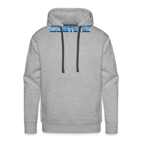Co11mme SCHRIFTZUG - Männer Premium Hoodie
