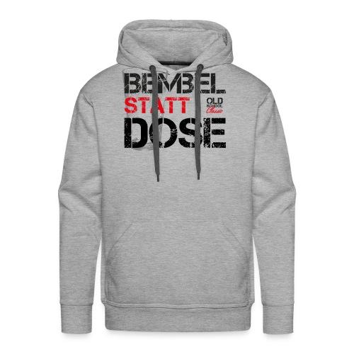 OLDSCHOOL Classic Bembel - Männer Premium Hoodie