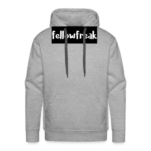 fellowfreak - Männer Premium Hoodie