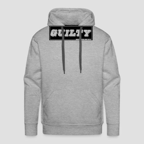 """GUILTY"" - Männer Premium Hoodie"