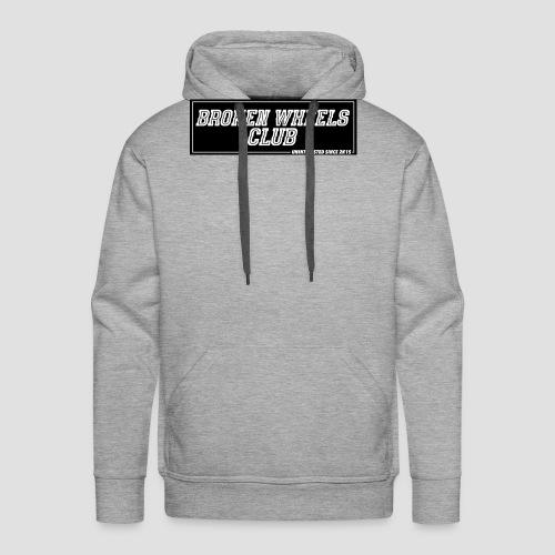 """""""BROKEN WHEELS CLUB"""" - Männer Premium Hoodie"""